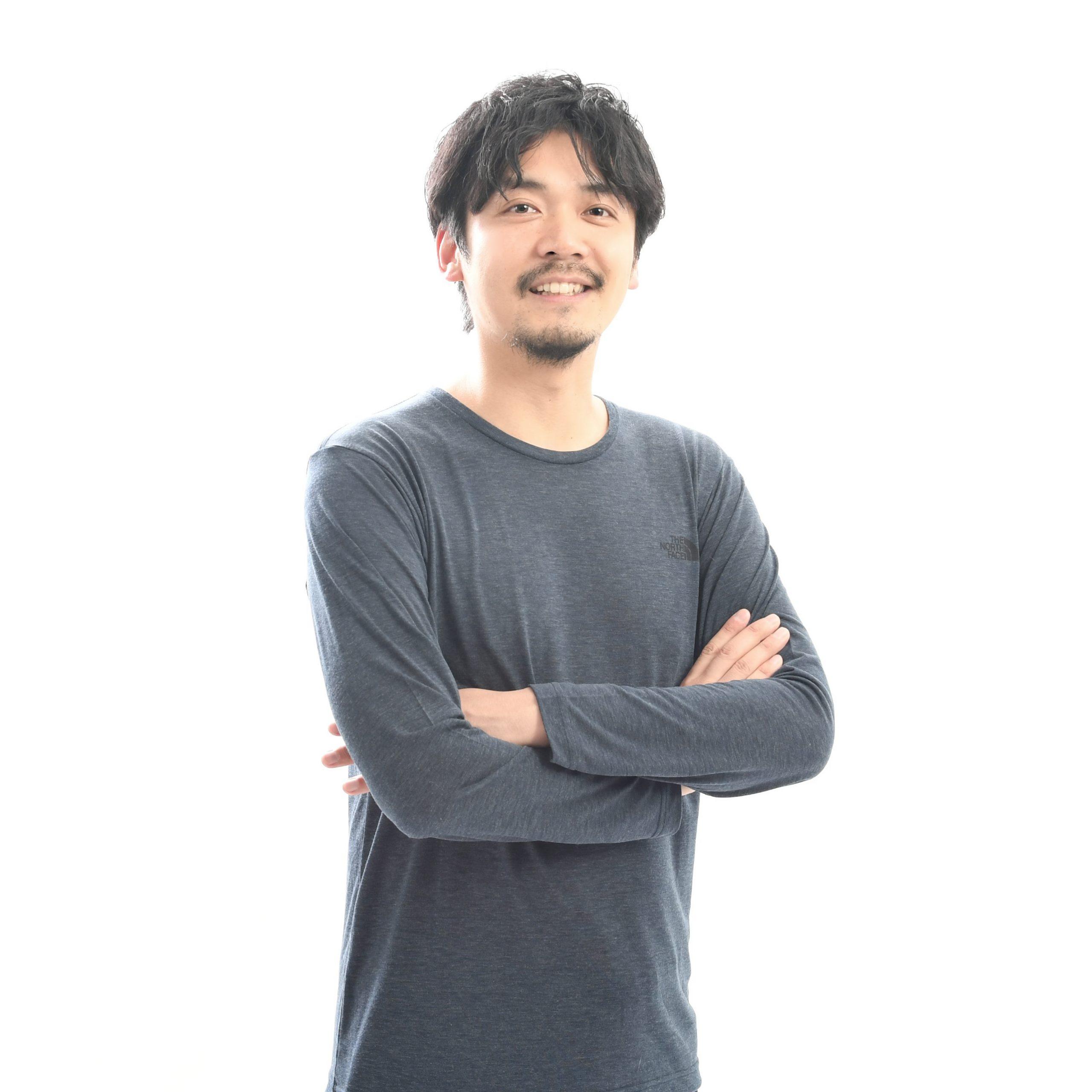 エンカレッジの代表の林晋吾さんの許可をいただき、プロフィール写真を掲載させていただきます。