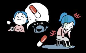 自律神経失調症のお薬による治療